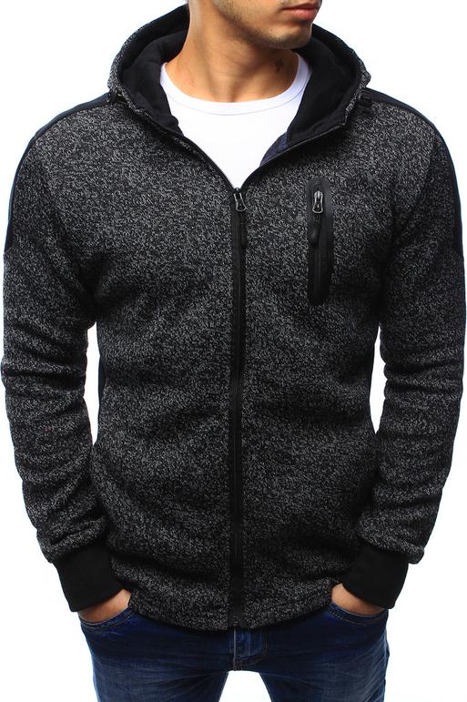 Czarna bluza dstreet w street stylu