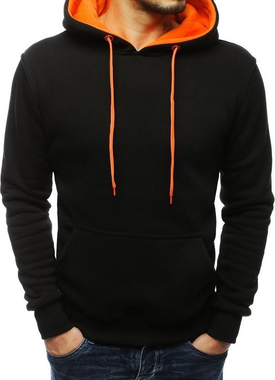 Czarna bluza Dstreet z bawełny