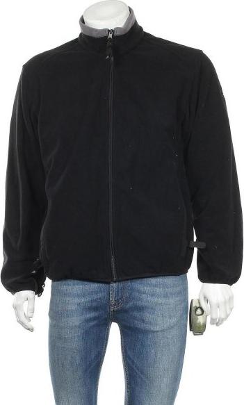 Czarna bluza Nike w sportowym stylu z plaru