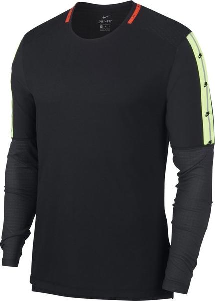 Czarna bluza Nike z dżerseju