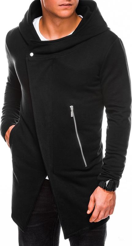 Czarna bluza Ombre_Premium