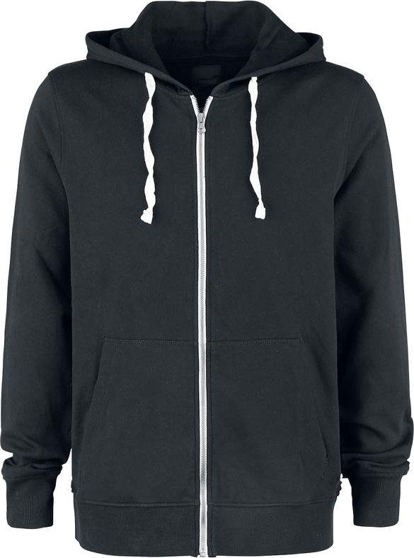 Czarna bluza Produkt z bawełny w młodzieżowym stylu