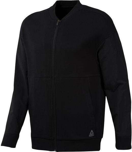 Czarna bluza Reebok Fitness