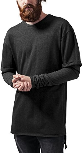 Czarna bluza Urban Classics