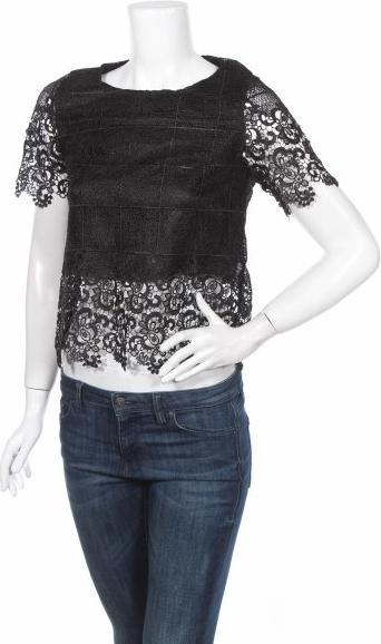 Czarna bluzka Zibi London
