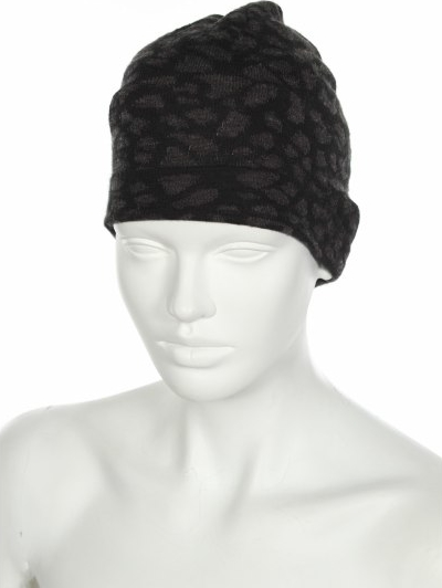 Czarna czapka Antony Morato