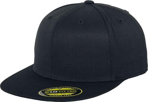 Czarna czapka Flexfit
