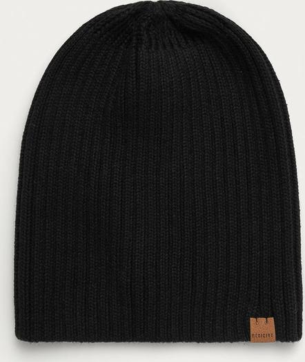 Czarna czapka Medicine