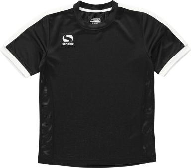Czarna koszulka dziecięca Sondico