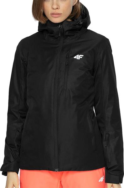 Czarna kurtka 4F