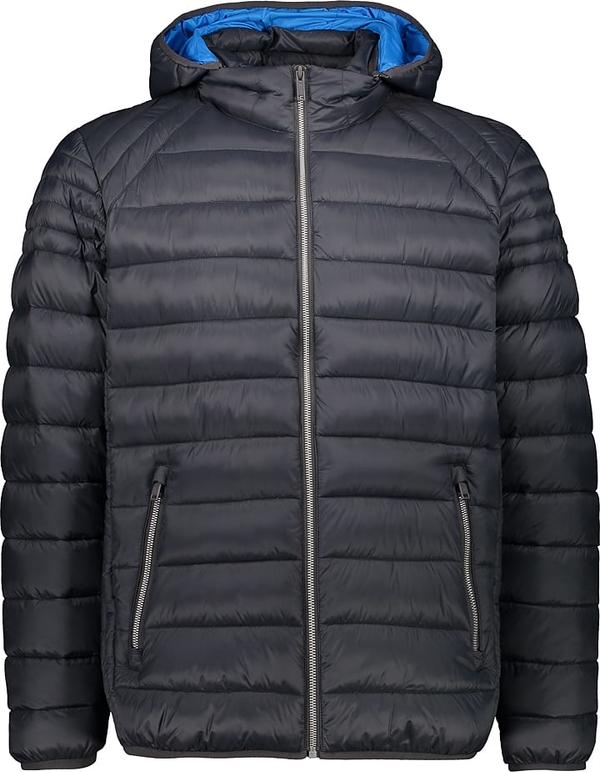 Czarna kurtka CMP krótka