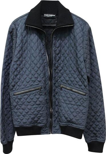 Czarna kurtka Dolce & Gabbana w stylu casual krótka