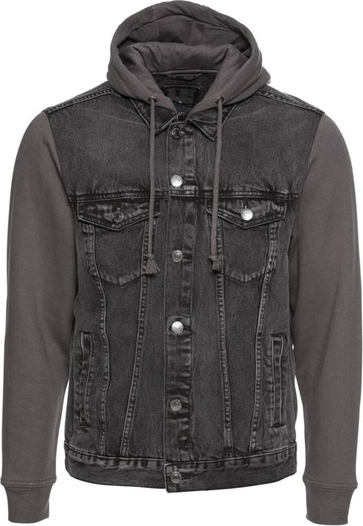 Czarna kurtka New Look w street stylu