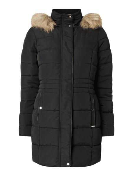 Czarna kurtka Vero Moda Outdoor w stylu casual
