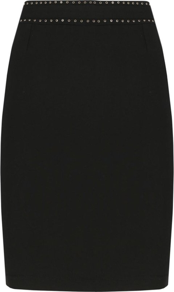 Czarna spódnica Guess Jeans midi