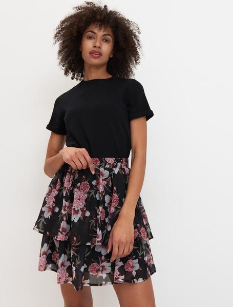 Czarna spódnica Mohito