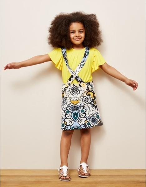 Czarna spódniczka dziewczęca Banana Kids
