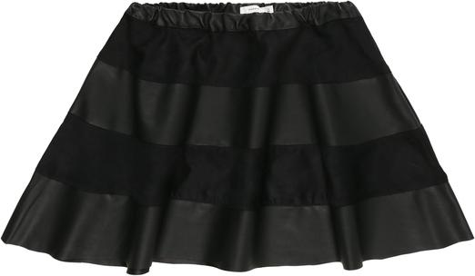 Czarna spódniczka dziewczęca Name it