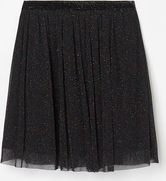 Czarna spódniczka dziewczęca Reserved
