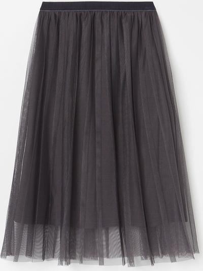 Czarna spódniczka dziewczęca Reserved z tiulu
