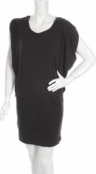 Czarna sukienka Bench w stylu casual