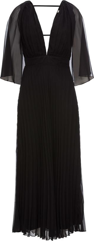 Czarna sukienka bonprix bodyflirt boutique