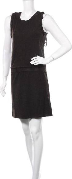 Czarna sukienka Chattawak mini