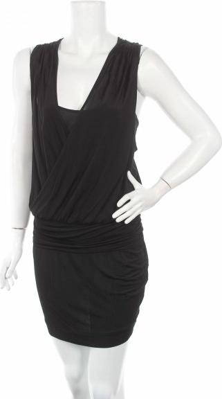 Czarna sukienka DESIGNERS REMIX
