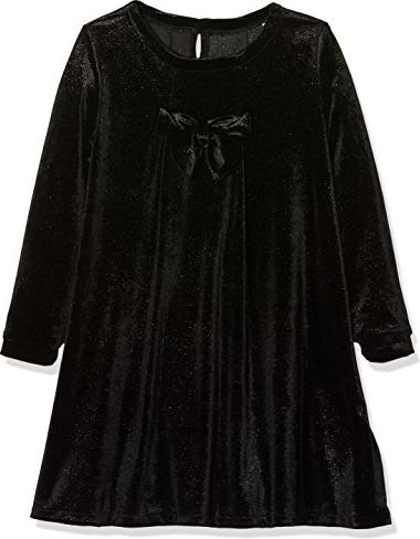 Czarna sukienka dziewczęca name it
