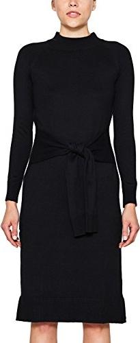 Czarna sukienka edc by esprit