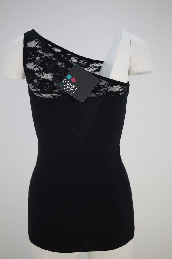 Czarna sukienka Even&Odd mini