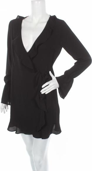 Czarna sukienka Farina Opoku