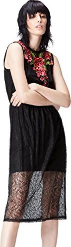 Czarna sukienka Find