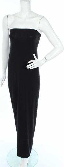 Czarna sukienka Intimo maxi