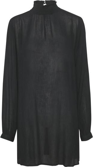 Czarna sukienka Kaffe mini