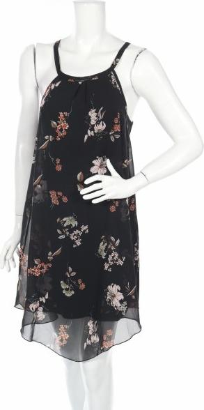 Czarna sukienka LASCANA mini