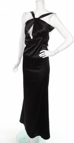 Czarna sukienka M by MAIOCCI bez rękawów