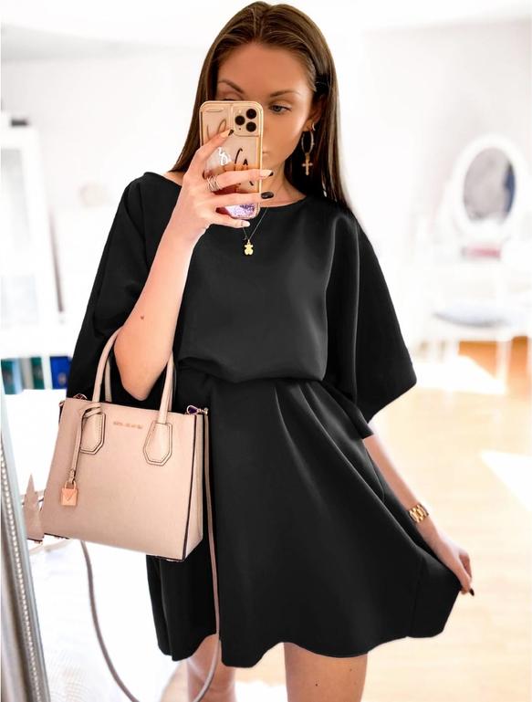 Czarna sukienka magmac.pl
