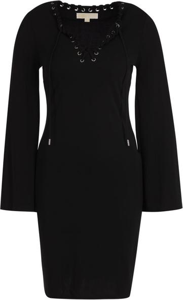 Czarna sukienka Michael Kors
