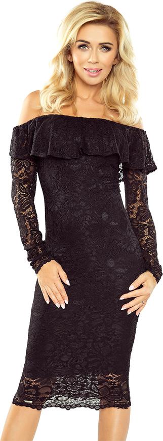 Czarna sukienka MORIMIA