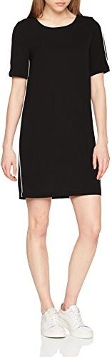 Czarna sukienka only nos