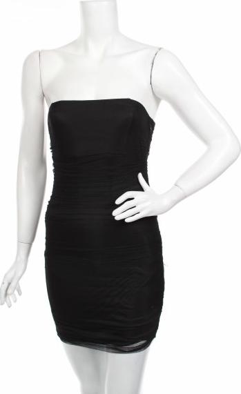 Czarna sukienka Outfitters Nation mini bez rękawów