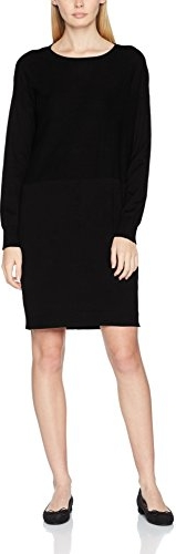 Czarna sukienka Q/s Designed By - S.oliver