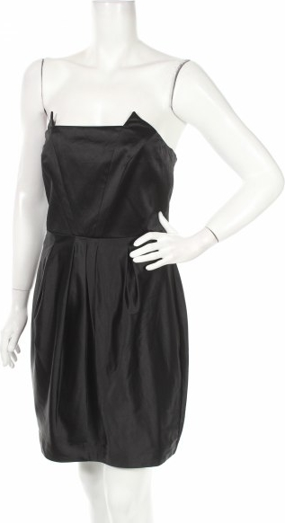 Czarna sukienka Show Girl