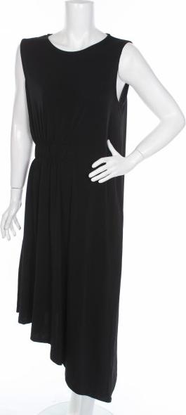 Czarna sukienka Top Secret bez rękawów w stylu casual