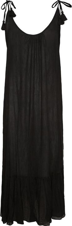 Czarna sukienka Vero Moda prosta w stylu casual
