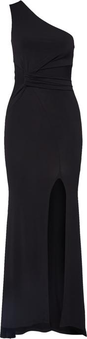 Czarna sukienka WAL G. maxi