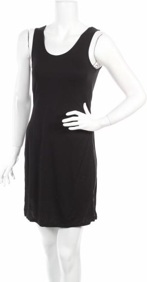 Czarna sukienka Yes Or No mini