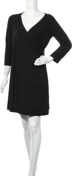Czarna sukienka YEST mini