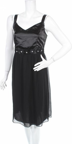 Czarna sukienka Zay